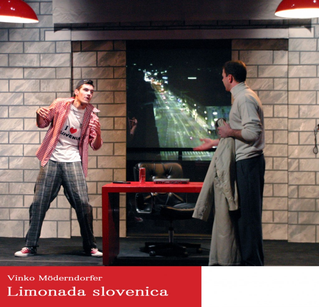 Limonada slovenica