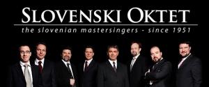 """Slovenski oktet v nedeljo na Festivalu """"Števerjan 2016"""""""
