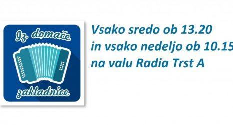 """Radijski koncert """"Večer v Števerjanu"""""""