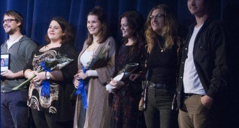 BARON SEDI NA VEJI prejel nagrado NOVA GAZ na JESENICAH